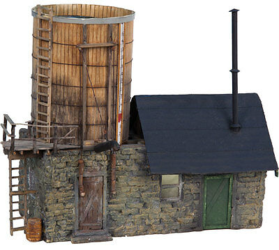 Lionel American Flyer 6-49876 Water Tower with Shed