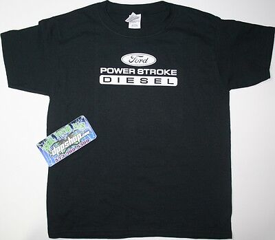 Ford powerstroke YOUTH kids T shirt tee short sleeve diesel gear power stroke