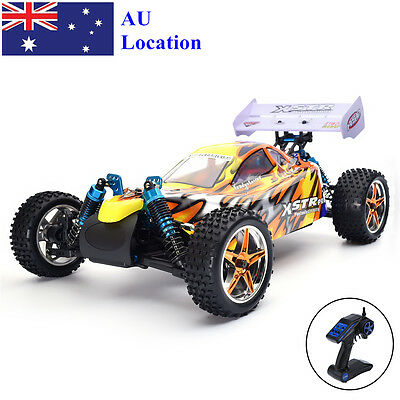 HSP 94107PRO RTR 4WD 1/10 - Brushless RC540 - 2.4GHz- Electric RC Car off road -
