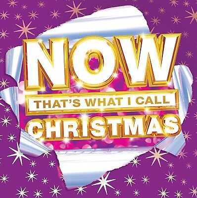 NOW! Thats What I Call Christmas 3CD Compilation NEW 2013