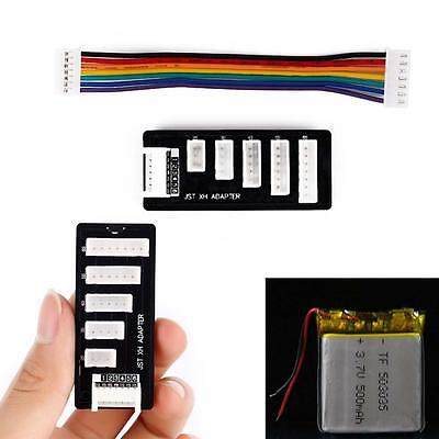 2S-6S JST XH Balance Charger Expansion Adapter Board RC Lipo Battery ChargingPI1