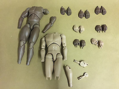 HOT TOYS  Bundle body parts - spares or repair - 1:6 Scale