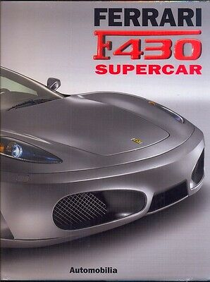 Ferrari F430 - great out-of-print book