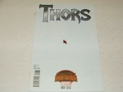 Thors 1 ANT SIZED 1:15 VARIANT (Marvel Comics) Aug 2015 THOR