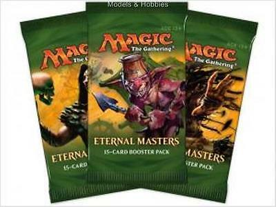 3 x Magic The Gathering Eternal Masters 15 Card Booster Pack
