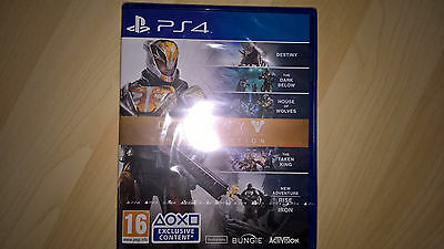 PS4 Game Destiny: The Collection - NEW & SEALED