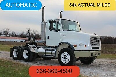 2004 Freightliner FL112 Used Tandem 380hp Automatic C12 54k Miles Like New Clean