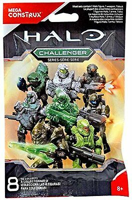 *MEGA CONSTRUX HALO* Challenger Series Mystery Blind Pack- great stocking gift!!