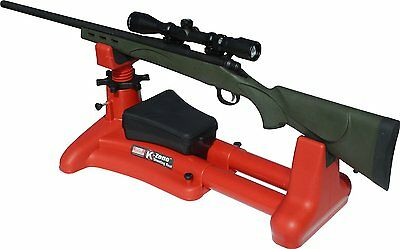 MTM K-Zone Rifle Bench Rest Shooting Hunting Air Gun Scope Zeroing kzone