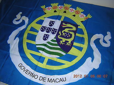 Pre-1999 Portuguese Macau Colonial Government Ensign Flag 3ftX5ft Macao