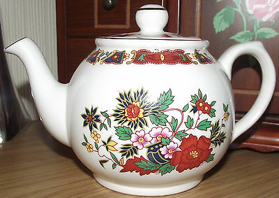 Small Chelson China Floral Teapot For One