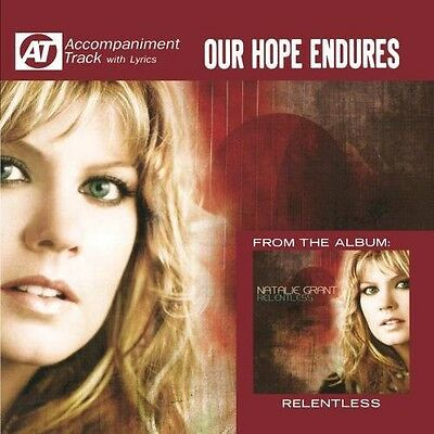 Natalie Grant - Our Hope Endures [New CD] Manufactured On Demand