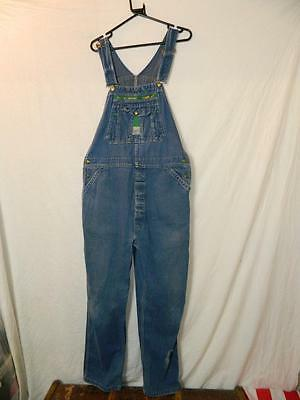 DG028 Vintge 1990's dungarees by Liberty Overalls, chore, rockabilly, retro W36""
