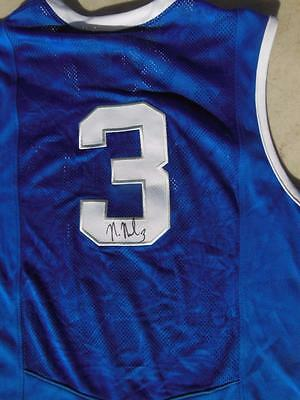 Nerlens Noel Kentucky Wildcats 76Ers Basketball Nike Signed Jersey Autographed