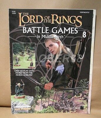LORD OF THE RINGS Battle Games in Middle-earth Magazine Issue 8