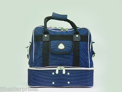 Lawn Bowls Bag Holds 4 Bowls And Gear With Shoe Pocket Carrybag Style