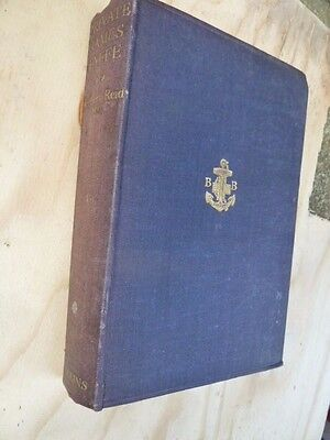 Private James Fyffe Story of Boys Brigade Perth Life Boys prize book c1935 + ill