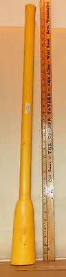 "Mattock Pick Plastic Handle Replacement - 36"" handle"