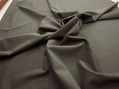 2 1/2 yards of Genuine Ambiance HP Ultrasuede Color 5789 Graphite