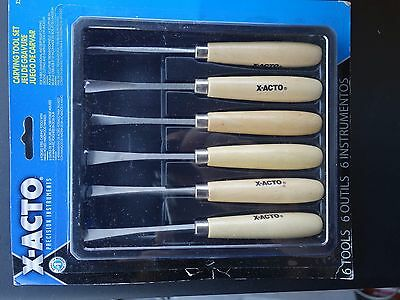 X-acto Carving Tool Set X5179