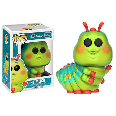 Funko POP! Disney - A Bug's Life Vinyl Figure - HEIMLICH - New in Box