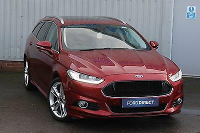 2015 Ford Mondeo 2.0 EcoBoost Titanium [X Pack] 5dr Auto Petrol Automatic