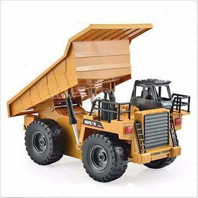 6 Channel Functional Dump Truck toy Car Vehicle Electric RC Remote Control L 글