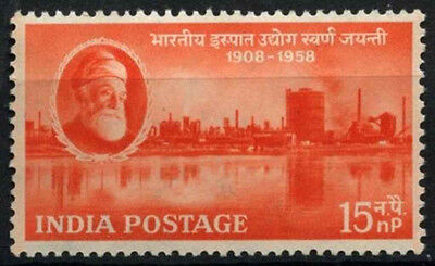 India 1958 SG#395 Steel Industry MNH #D39230