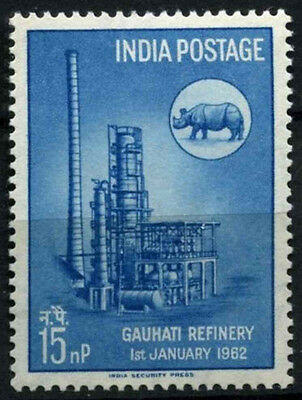 India 1962 SG#449 Oil Refinery MNH #D39199