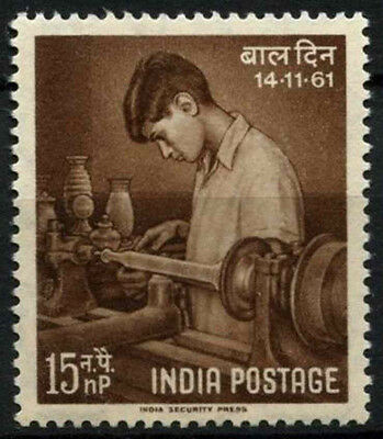 India 1961 SG#443 Childrens Day MNH #D39213