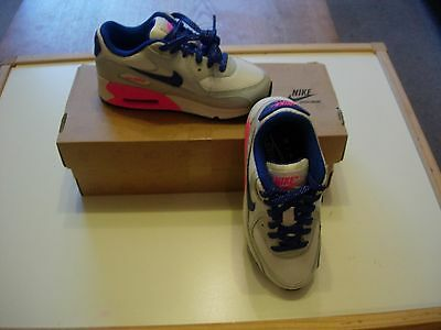 Kids Nike Air Max Junior Trainers -Size 11- New