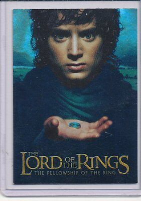 The Lord of the Rings - The Fellowship of the Ring  - Bonus Foil Card Number 2