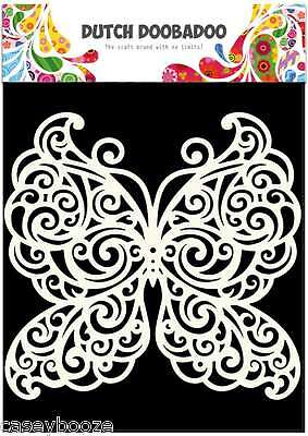 Dutch Doobadoo Mask - Butterfly - Stencil - Embossing - 500 - New Out