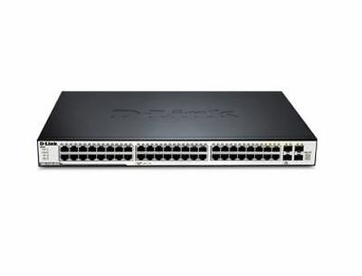D-Link DGS-3120-48TC/SI - 48-PORT LAYER2 MANAGED - 48-Port Layer2 Managed Gi...