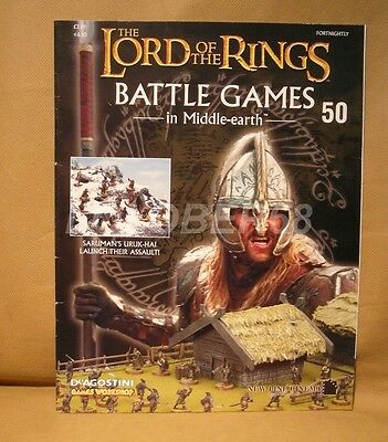 LORD OF THE RINGS Battle Games in Middle-earth Magazine Issue 50
