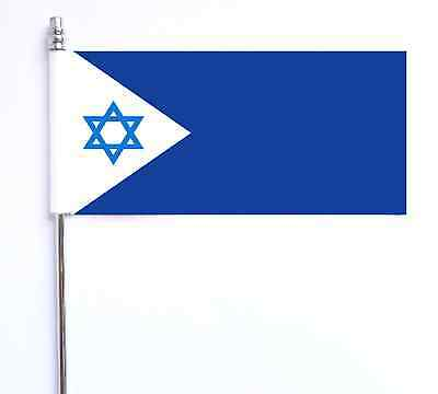 Israeli Navy Ensign Ultimate Table Flag