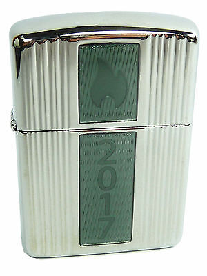 Zippo Annual Lighter 2017 Jahrgangsmodell Limited Edition xxx/750  60002855