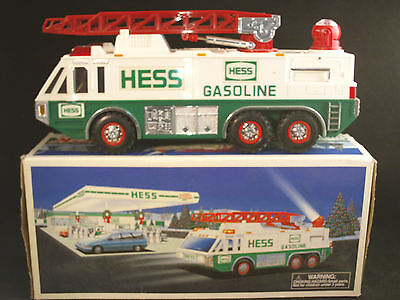 Hess Emergency Truck 1996 with Original Box Great Gift