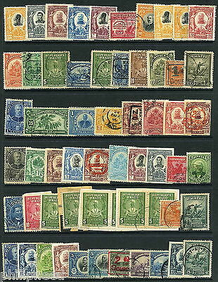 HAITI Old Mint Hinged & Used x50+ from albums [N348