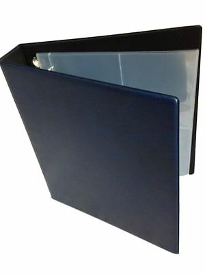 Guardian Postcard Album Red Blue with 10 or 50 pages