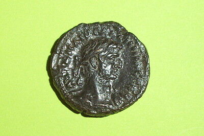 Authentic Ancient EGYPTIAN COIN of GALLIENUS 253 AD-260 AD Egypt eagle Roman old