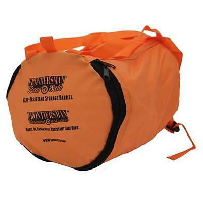Sabre FRONTIERSMAN Bear Safe Carrying Case Orange FBS-02