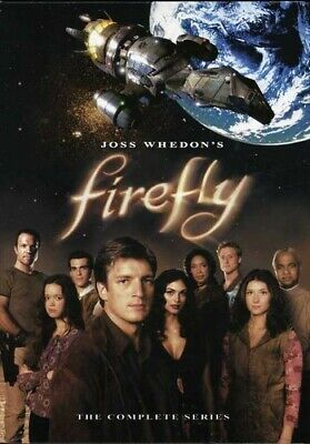 Firefly: The Complete Series DVD
