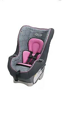 Graco My Ride 65 Convertible CAR SEAT, Latch Equipped BABY CAR SEAT, Sylvia