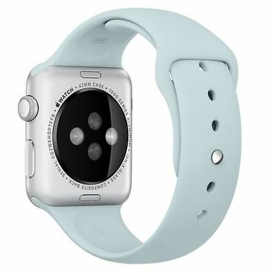 Apple MLDT2ZM/A - APPLE WATCH ACCS - 42 mm Sportarmband, Turquoise