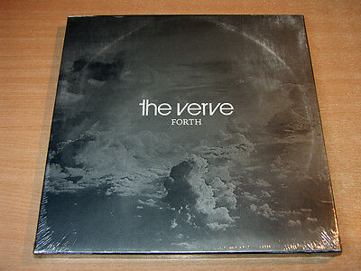 MINT & Sealed !! The Verve/Forth/2008 Deluxe Edition Boxset/LP+CD+DVD/New