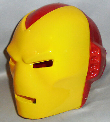 Rare -Late Show with David Letterman- Iron Man Screen Used Prop Costume w/Helmet