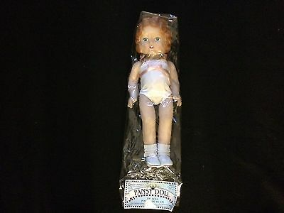 "Daisy Kingdom - 18"" Pansy Doll - Original Package"