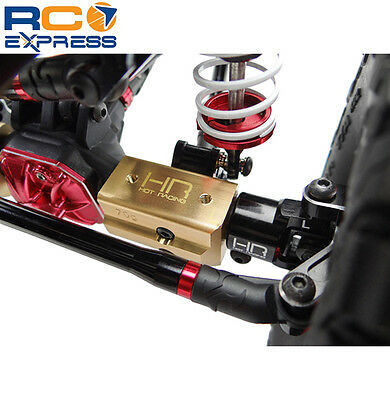Hot Racing Axial SCX10 II 2 Brass Axle Weight 70g (2) SCXT12AW