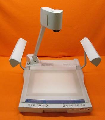 Canon RE-350 Video Visualizer Document Camera Presentation Overhead Projector